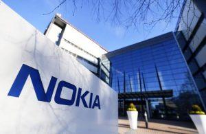 Nokia building