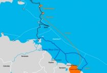 Orange signs a partnership agreement to extend Digicel's deep blue One submarine cable with a leg to French Guiana.