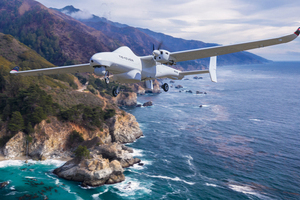 Tekever AR5 UAV successfully deployed using SES's governmental pooling and sharing system
